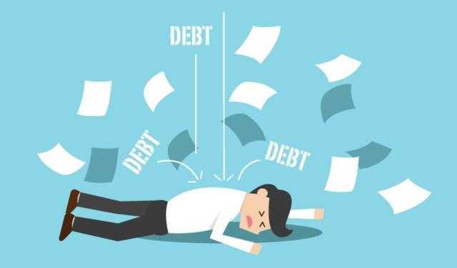 CONTROL YOUR DEBTS
